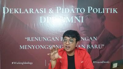 DPP GMNI Dukung Warga Tolak Rencana Tambang Pasir Besi di Jember