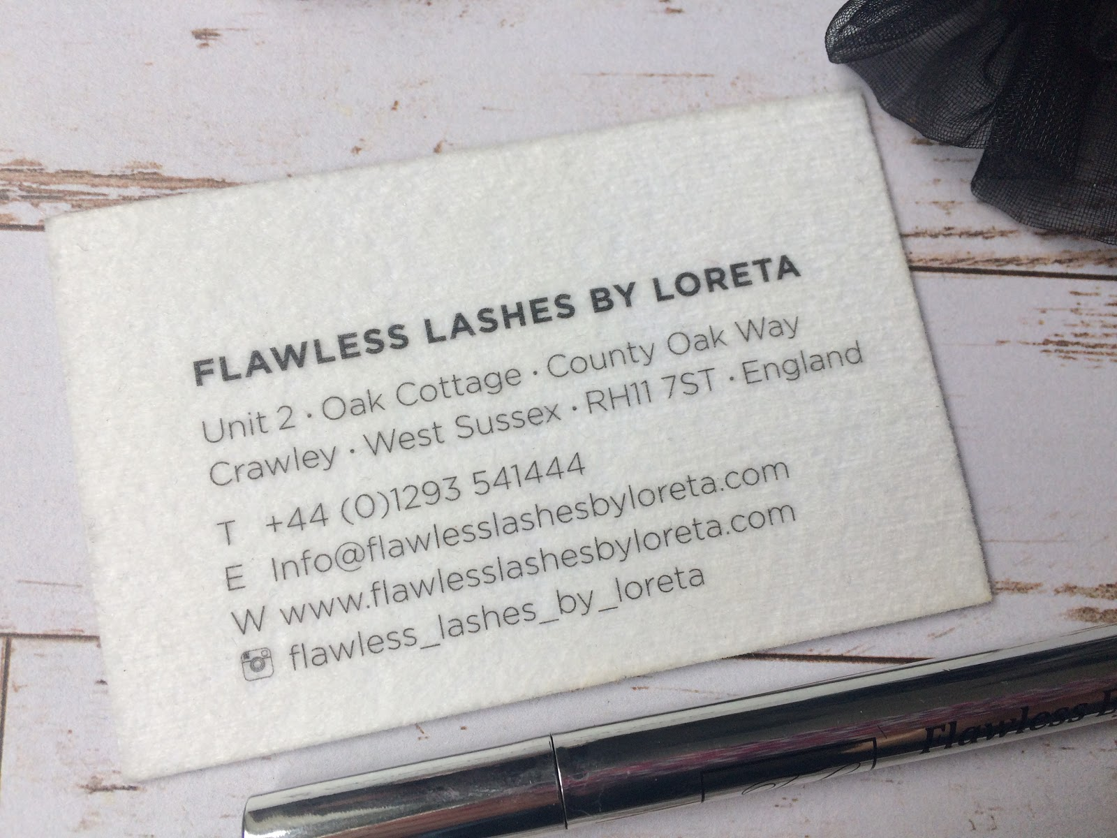 Flawless Eyeliner by Loreta