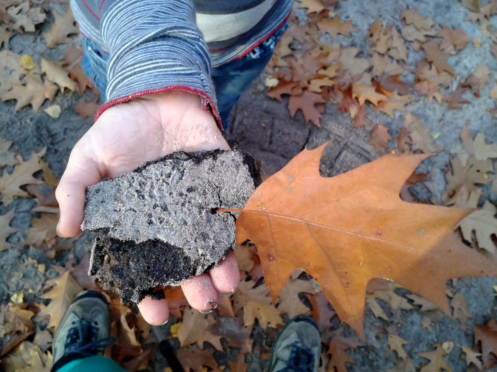 Annekids Gehaakte Pompoenen In De Herfst
