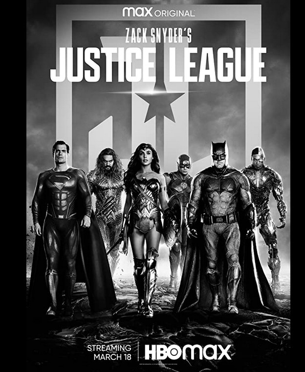 Zack Snyders Justice League 2021 x264 720p WebHD Esub THE GOPI SAHI