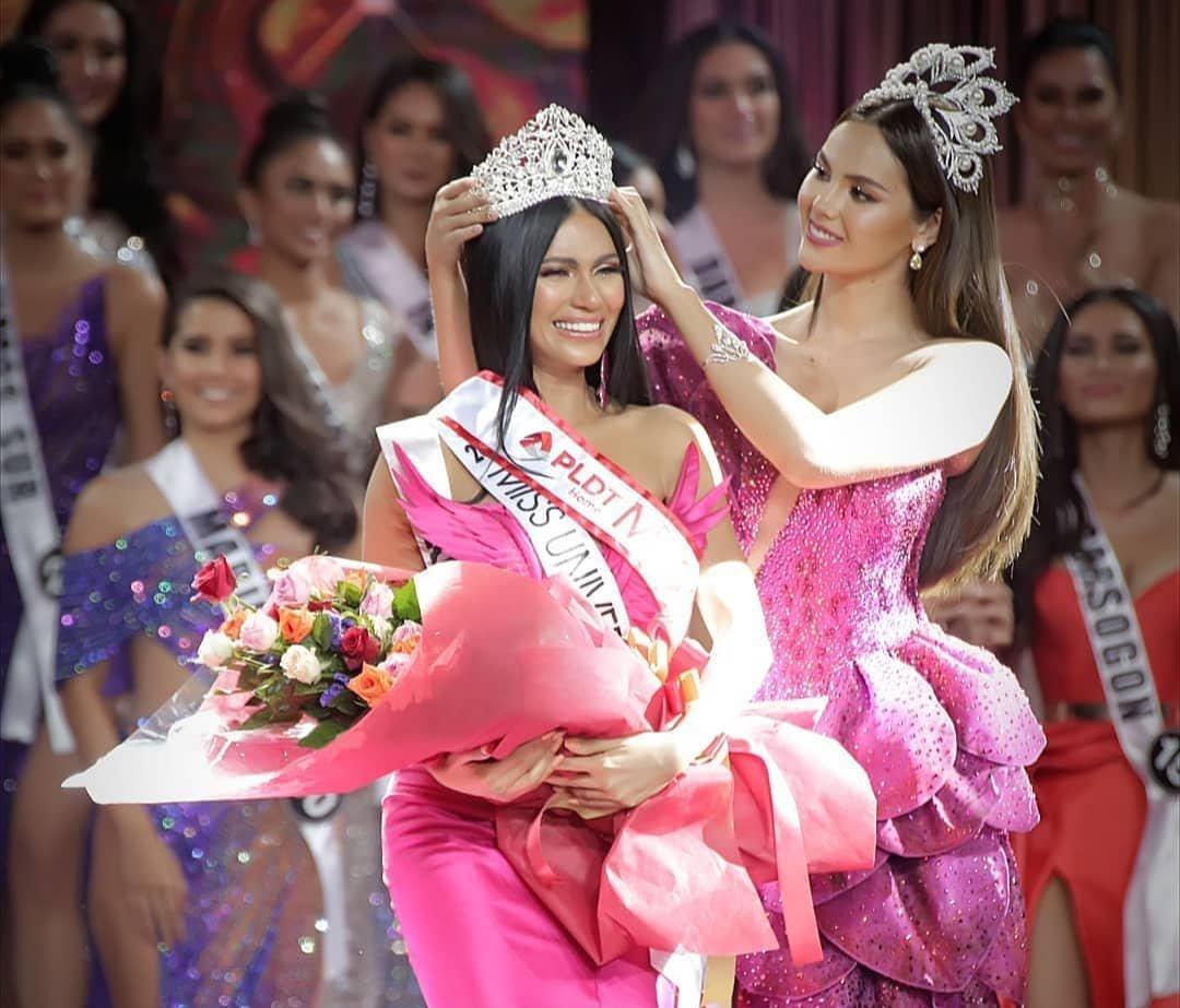 Catriona Gray and Gazini Ganados Miss Universe 2019