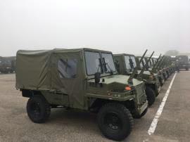 Nuevos Vehículos Especiales Aerolanzables o Mulas para la Brigada Paracaidista