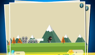 Android Game of the Day - Ninja Runner Jump - Intellectuapp