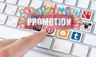 promosikan produk menggunakan iklan melalui online