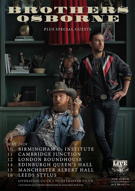 Image result for brother osborne gigs 2020