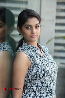 Telugu Television Actress Karuna Latest Pos In Denium Jeans  0003.JPG