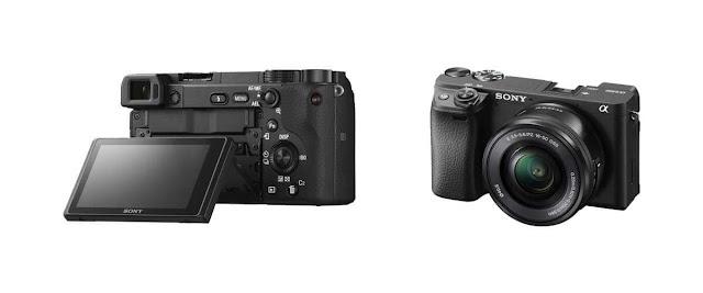Kamera Sony Ilce 6400