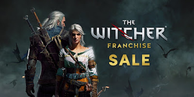 the witcher sale