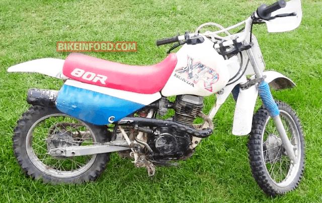 1992 Honda XR80