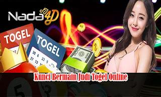 Kunci Bermain Dalam Judi Togel Online