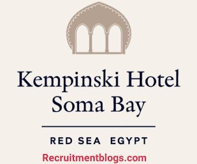 Industrial Safety Specialist at Kempinski Hotel Soma Bay
