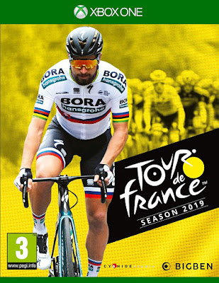 Tour De France 2019 Game Cover Xbox One