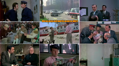El taxi de los conflictos (1969) - Capturas