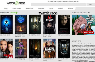 WatchFree (watch tv shows online for free)