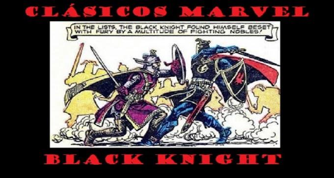 Clásicos Marvel: 'Black Knight', el Caballero Negro de los años 50