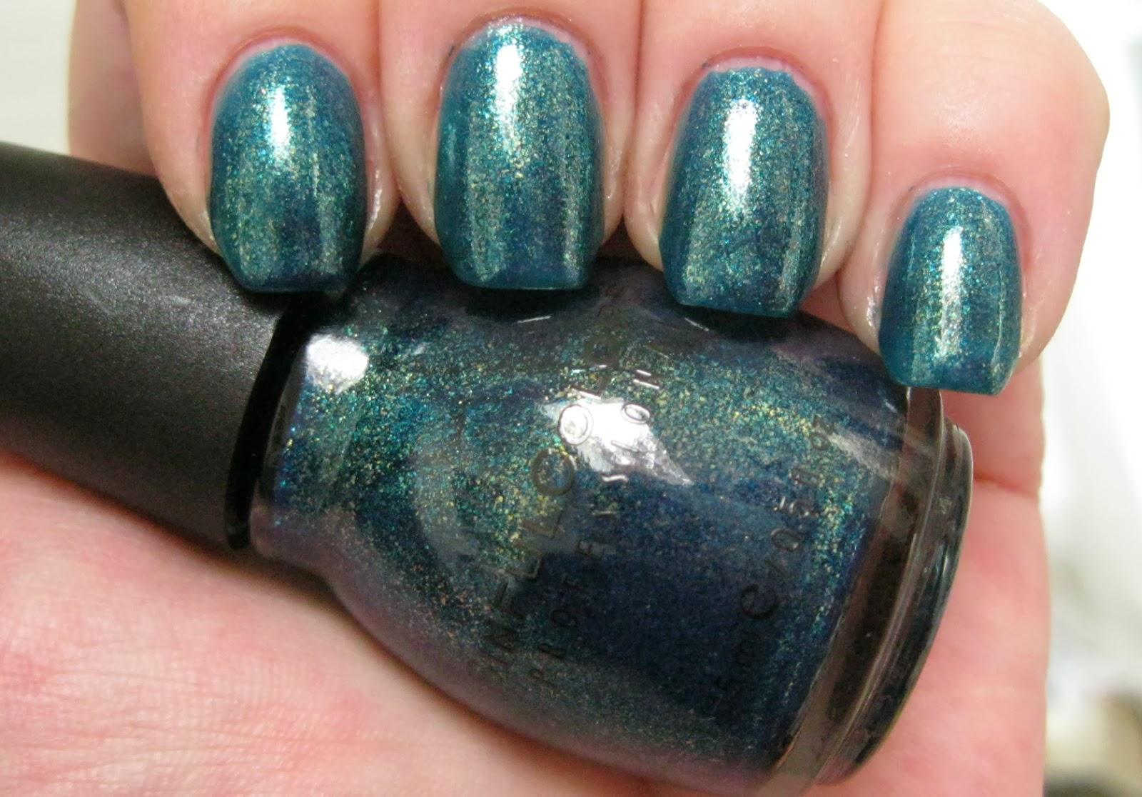Mermaid Nail Designs