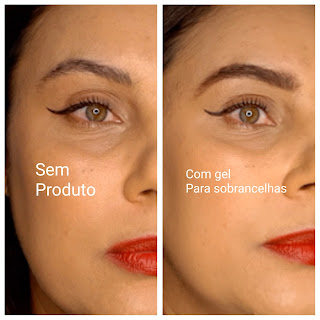 resenha gel para sobrancelhas color trend avon cor médio dicas da tia antes e depois
