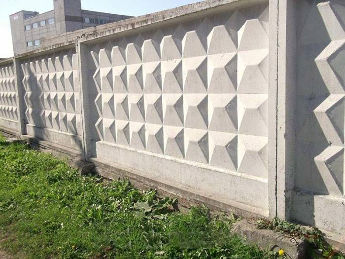 "The story of the legendary Soviet fence ""Rhombuses"""