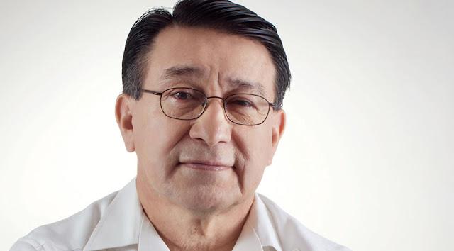 director General del Instituto para el Desarrollo de la Cultura Maya (Indemaya), Eric Villanueva Mukul