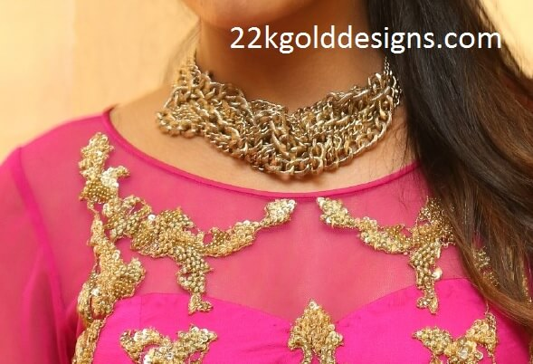 Contemporary Fashion Necklace