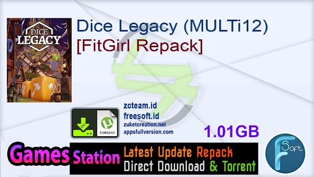 Dice Legacy (MULTi12) [FitGirl Repack]