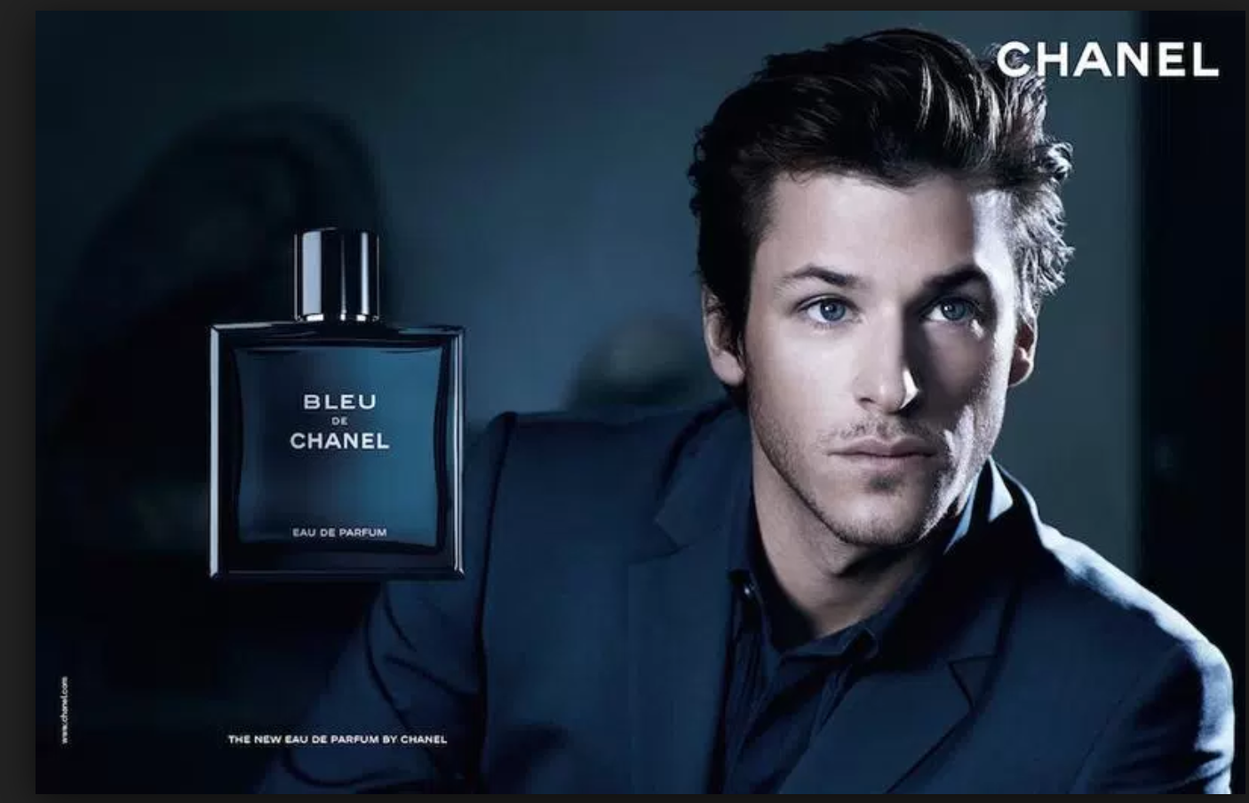 8db2e1fb0 Celebrity endorsement is another extremely influential factor for the  success of this parfum. The advertisement