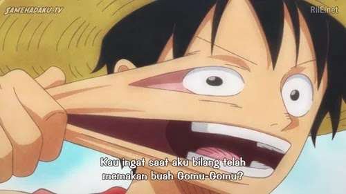 One Piece Episode 907 Subtitle Indonesia
