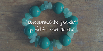 Handmade Jewelry Outfit Van De Dag Boutiek