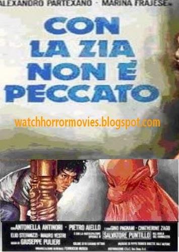 Watch Watch Con La Zia Non  Peccato 1980 Online For