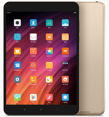 xiaomi mi pad 3 goes official with 6,600mAh batterry, hexa-core cpu, and 4GB of RAM