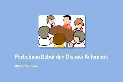 Perbedaan Debat dan Diskusi Kelompok