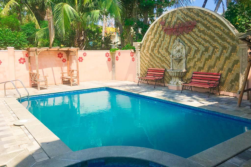 ashwini garden ecr swimming pool