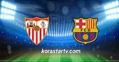 ماتش برشلونة واشبيلية كورة ستار في نصف نهائي كأس ملك اسبانيا2021