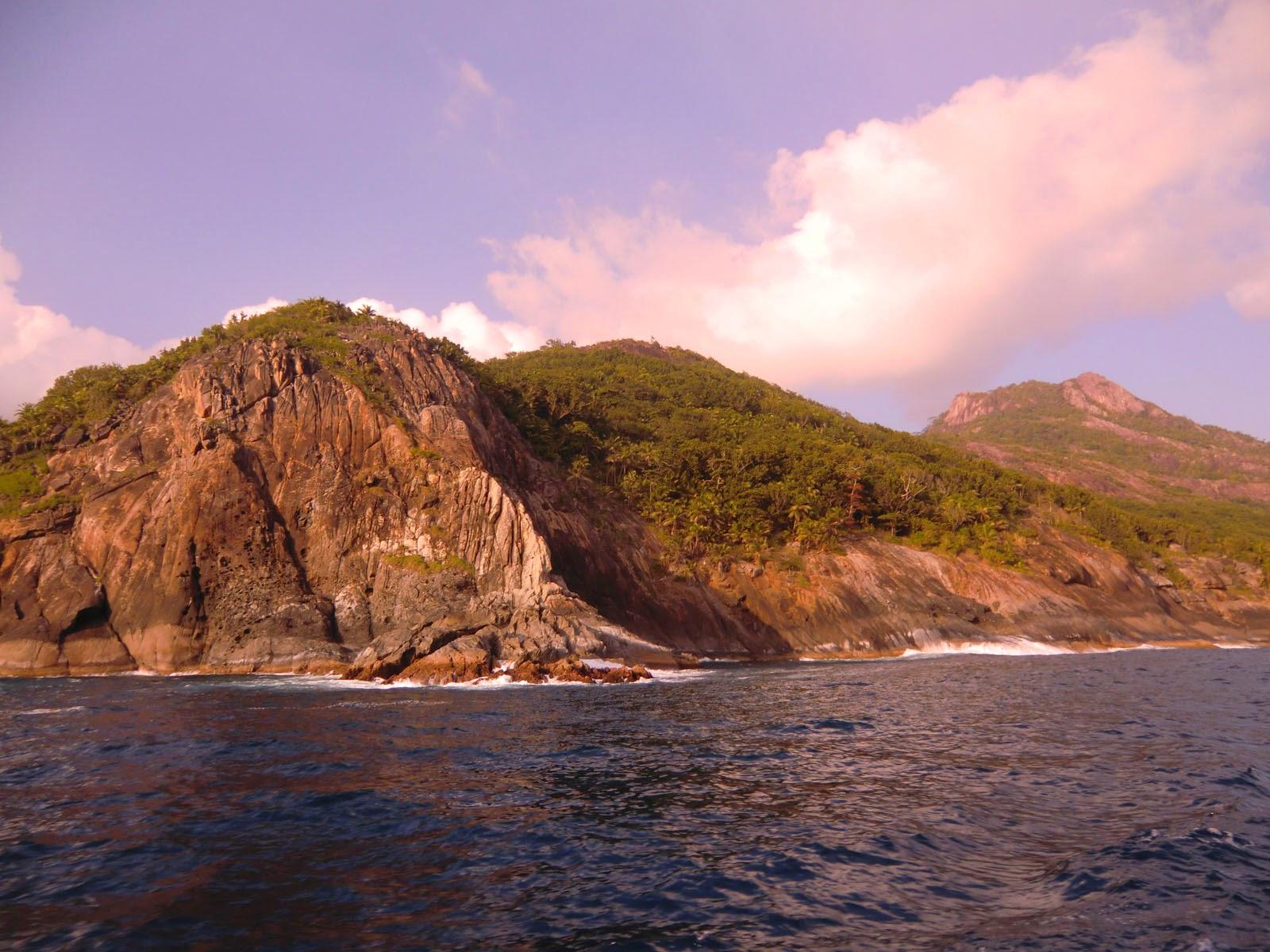 Остров-Силуэт