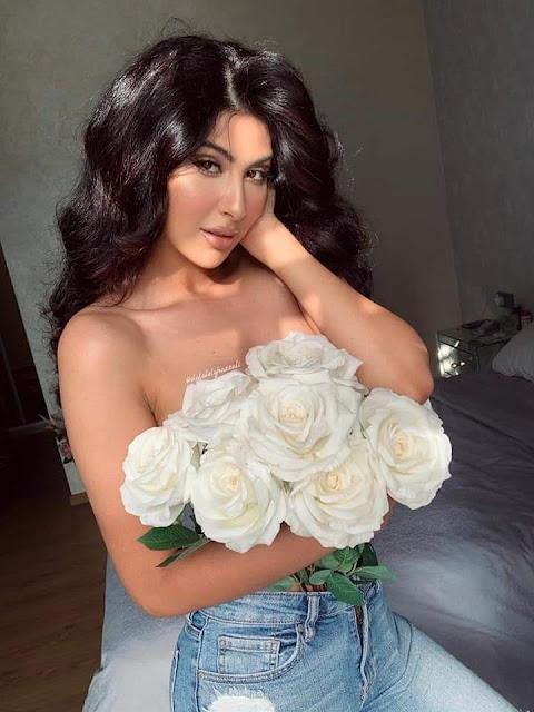 """ملكة جمال العرب دلال الغزالي تكشف سر اعتذارها عن المشاركة في مسلسل """"الحرملك"""""""