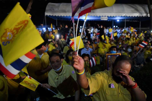 Thai royalists launch political party to protect monarchy