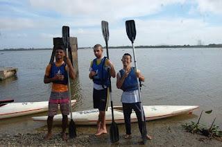 Pela primeira vez, atletas de canoagem da Apae da Ilha  competirão no Panamericano de Paracanoagem