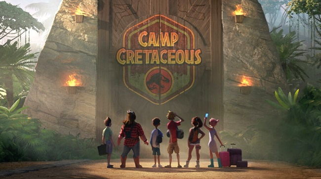 Jurassic World: Camp Cretaceous/DreamWorks Animation/Reprodução