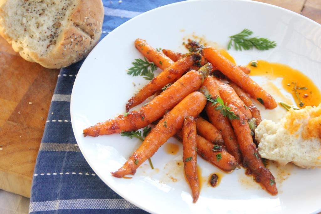 Spiced Dutch Carrots