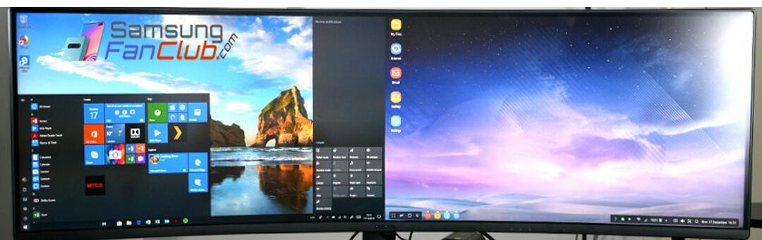 Download Galaxy Note 10 Samsung DeX Client for Windows & Mac