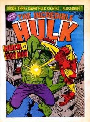 Incredible Hulk #56, Iron Man