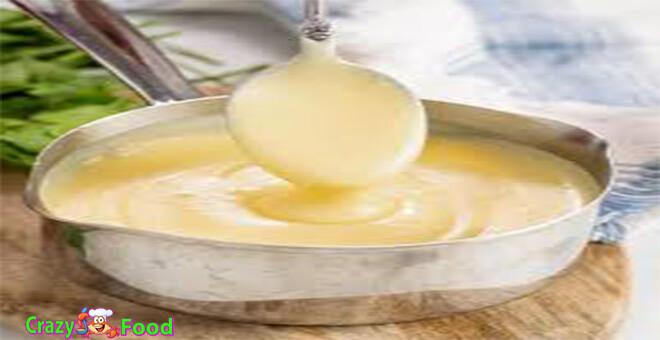 خلطة البشاميل بالجبنة