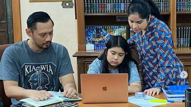 Denny Siregar Sindir Cucu SBY, Jansen: Boleh Diuji Bahasa Inggrisnya Pinteran Mana dengan Jokowi?