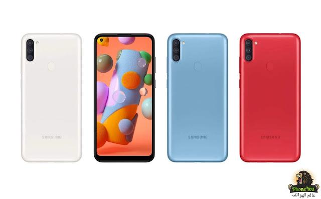 سامسونج تطرح هاتفها الاقتصادى الجديد Samsung A11 الصديق للميزانية