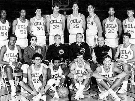 Mostly UCLA Hoops: Blast from the past! Team photos ... Bruins Roster 1973