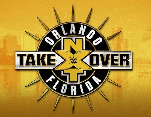 WWE NXT TakeOver Orlando 01 April 2017