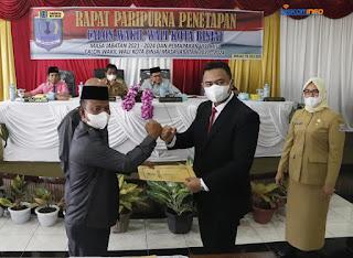 Golkar Usulkan H. Rizky Yunanda Sitepu dan H. Hamdani Syahputra Calon Wakil Wali Kota Binjai