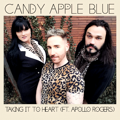 Candy Apple Blue Taking It to Heart Apollo Rogers