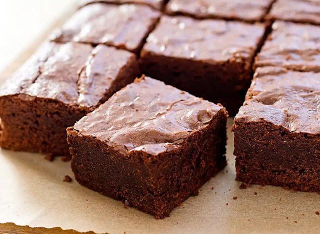 Espresso Brownies #desserts #brownies