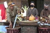 Dorong Pelestarian Budaya, Setiajit Ikuti Jamasan Pusaka